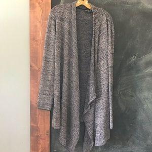 Barefoot dreams cardigan size L/XL vguc